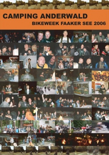 Camping Anderwald Poster 2006