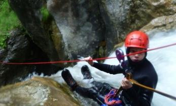 canyoning villach